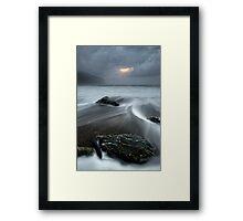 Jackson Bay. Framed Print