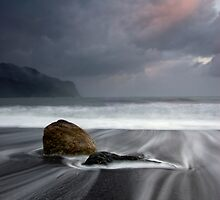 Jackson Bay, West Coast, NZ. by Michael Treloar