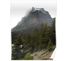 Going-to-the-Sun Mountain, Glacier National Park, Montana, USA Poster