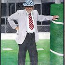 Bear Bryant by Sandy Sparks