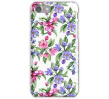 Blooming cherry iPhone Case/Skin