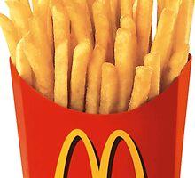 McDonald's Fries by phantastique
