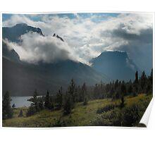Glacier National Park, Montana, USA Poster