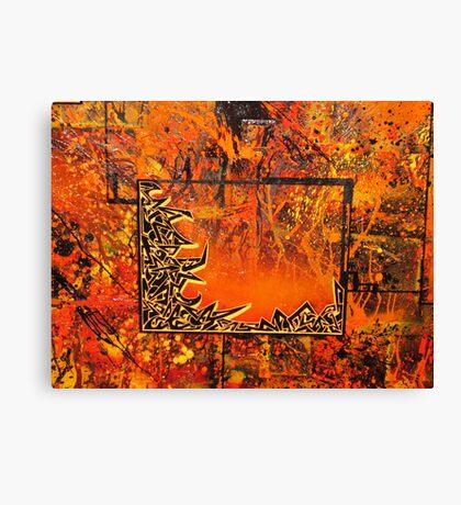 Devils Desire - Detail Canvas Print