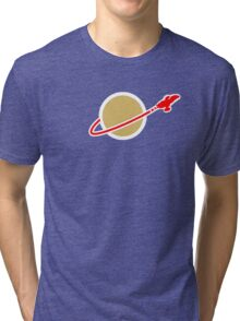 LEGO SPACE SERENITY (FIREFLY) Tri-blend T-Shirt