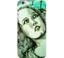 Fay Wray and The Origin Of Species   iPhone Case/Skin