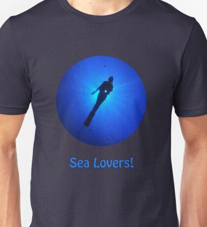 Sea Lovers! Unisex T-Shirt
