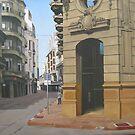 """""""rincon de la ciudad vieja, Montevideo"""" by MiguelNunez"""