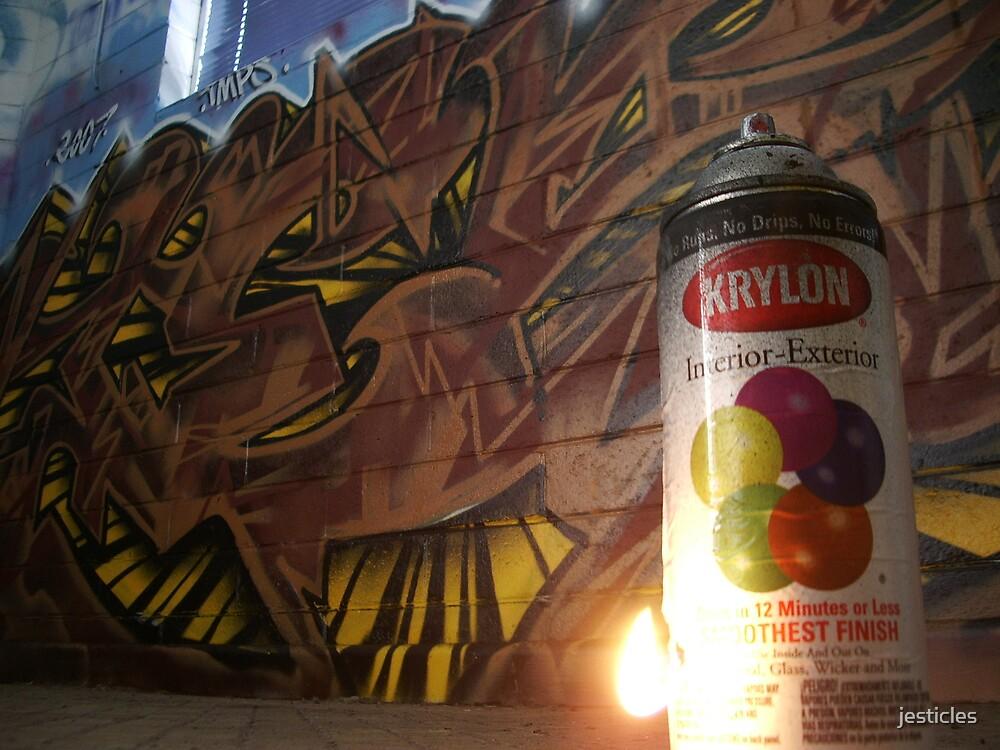 Krylon Dreams - Part 3 by jesticles
