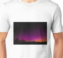 Aurora In The Yorkshire Dales 2 Unisex T-Shirt