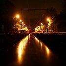 Night Tracks by jesticles