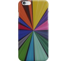 Colourful Abstract Print I iPhone Case/Skin