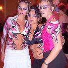 powerful pink by Danceintherain