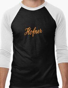 Vintage Hofner  Orange T-Shirt