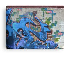 Jest Graffiti Art Canvas Print