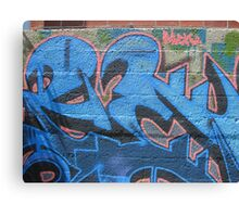 Jest Graffiti Canvas Print