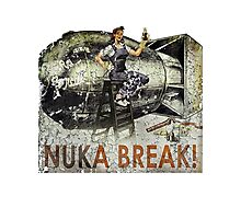 Nuka Break! Photographic Print
