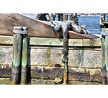 Battery Park Memorial Photographic Print