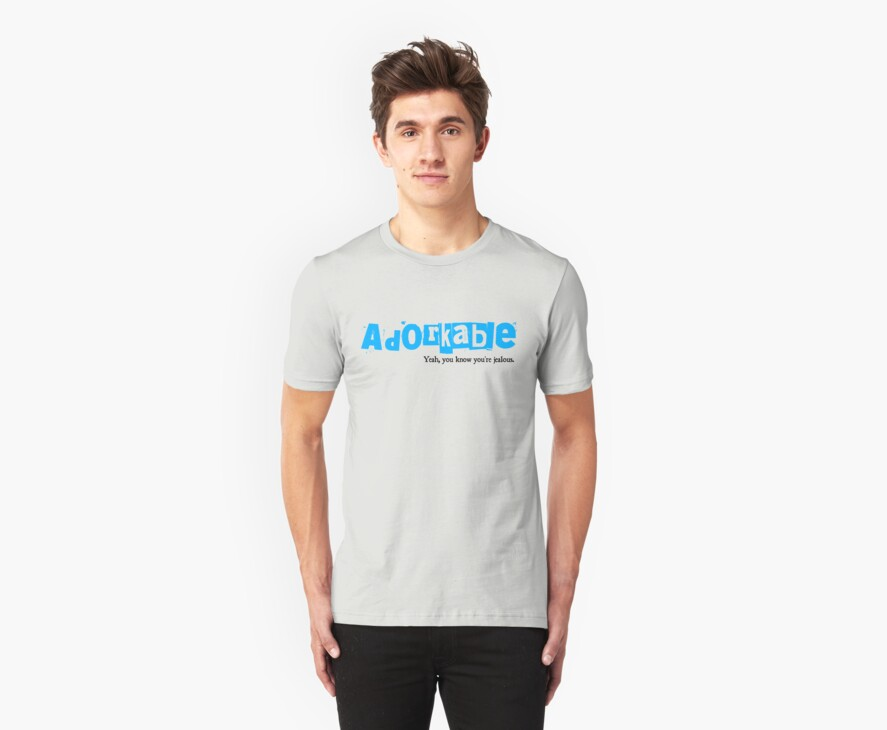 Adorkable Shirt by KayDesigns