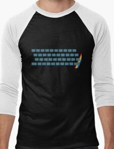 ZX Spectrum Men's Baseball ¾ T-Shirt