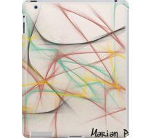 Roller Coaster Abstract iPad Case/Skin