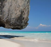 Beaches of Tulum by Randy Blystone