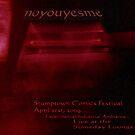 Experimental Industrial Ambiance - AlbumArt by jason cesarz