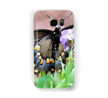 Female Tiger Swallowtail Samsung Galaxy Case/Skin