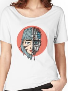 Tech Invasion  Women's Relaxed Fit T-Shirt