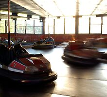 Bumper Cars by TheWindSweptSky