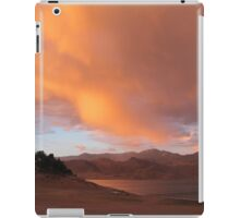 Stormy and Cloudy Sunset View iPad Case/Skin