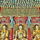 Buddist Temple by JeremiahB