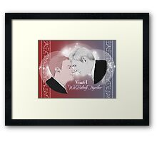 Mystrade - You and I Framed Print