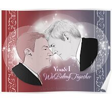 Mystrade - You and I Poster