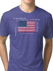 July 4th 1960 Tri-blend T-Shirt
