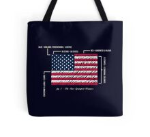 July 4th 1960 Tote Bag