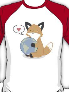 Firefox Love T-Shirt