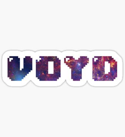 VOYD - 8-BIT Sticker