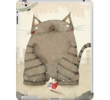 Mouse Hero iPad Case/Skin