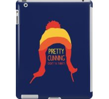 Pretty cunning iPad Case/Skin