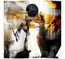 Romantus Distressed Collection: Jakar Poster