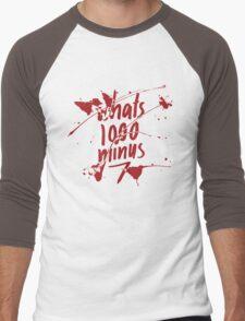1000-7 Men's Baseball ¾ T-Shirt