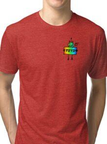 VOYD - Robots Tri-blend T-Shirt