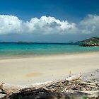 Ocean Blue by Lynette Higgs