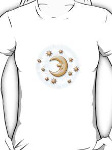 Dreaming moon (4) T-Shirt