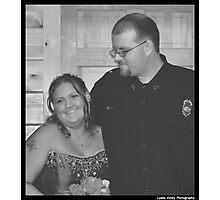 Happy Couple Photographic Print