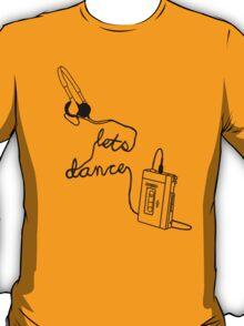 Let's Dance (cable) - Footloose T-Shirt