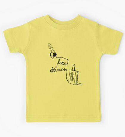 Let's Dance (cable) - Footloose Kids Tee