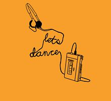 Let's Dance (cable) - Footloose Unisex T-Shirt