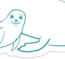Mother & Baby: Seal Sticker